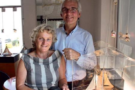 Herr und Frau Langstädtler